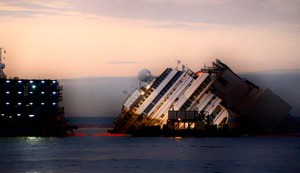"Salvage of the cruise ship ""Costa Concordia"""